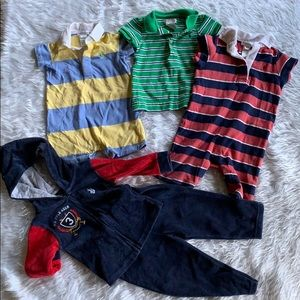 Polo Ralph Lauren 9 months and US Polo 12 months